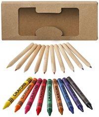 Pencil and Crayon Set