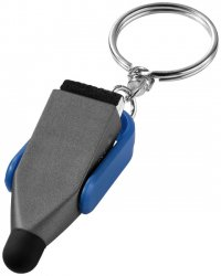 Arc Stylus and Screen Cleaner Key Chain