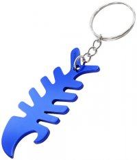 Fish Bone Key chain and Cord wrap